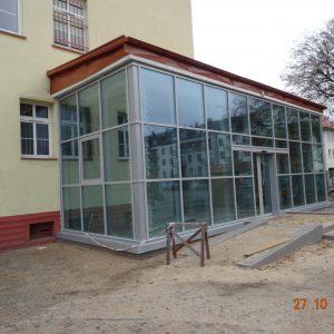 PWSZ w Pile - Kontrukcje Aluminiowe