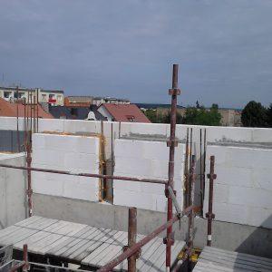 Szpital w Chodzieży - Konstrukcje Aluminiowe