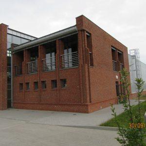 OCIESZYN Pil-Building - Kontrukcje Aluminiowe
