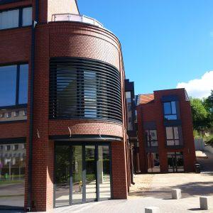 Budynek mieszkalny Czarnków - Kontrukcje Aluminiowe